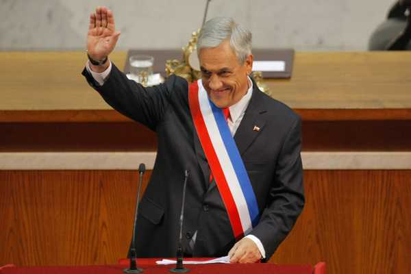 Pi&#241;era defiende su legado en &#250;ltima cuenta p&#250;blica ante el Congreso