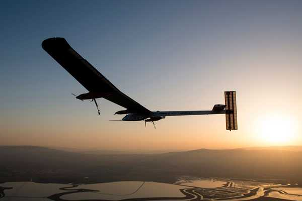 Avi&#243;n Solar Impulse listo para segunda etapa de traves&#237;a por EE.UU.