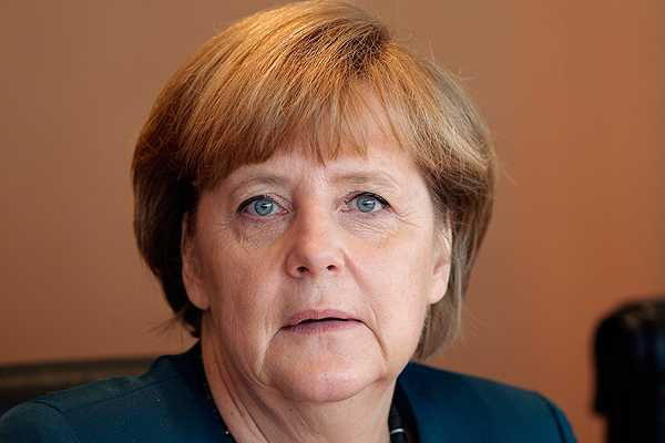 Ranking Forbes: Merkel sigue siendo la mujer m&#225;s poderosa del mundo