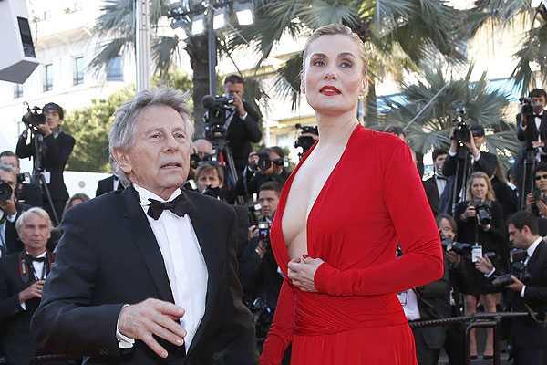 Roman Polanski presenta provocadora pel�cula en el Festival de Cannes