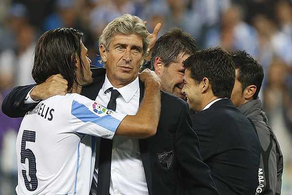 Pellegrini ya se acerca a la Premier: 'El Manchester City es una opci�n'