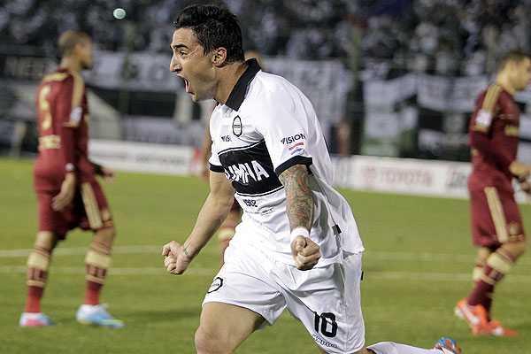 Olimpia vence a Fluminense en casa y se instala en semifinales de la Libertadores