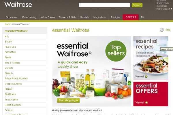 Cadena inglesa Waitrose vender� sus productos en Unimarc