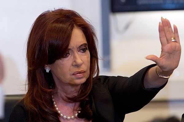 Gobierno de Cristina Fernández logró aprobación de ley de blanqueo de divisas