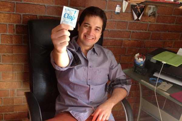 Joven emprendedor lanza producto de higiene y apuesta a instalarse en el mercado local