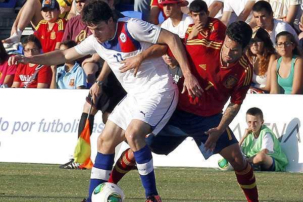 Resultado del amistoso de Chile ante Australia con miras al Mundial Sub 20