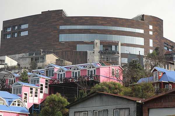 Corte acoge a tr�mite recurso de protecci�n contra el pol�mico mall de Castro