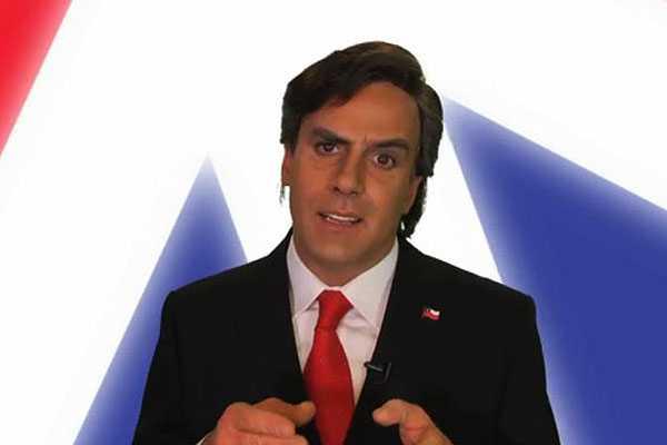 Kramer se luce con video donde imita a candidatos de las Primarias