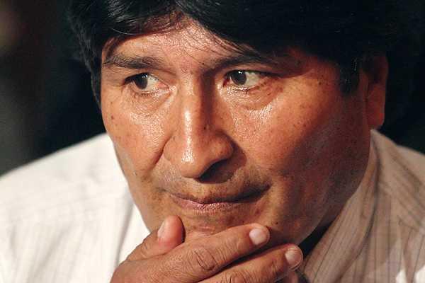 Unasur fija para ma�ana reuni�n por impasse sufrido por Morales en Europa