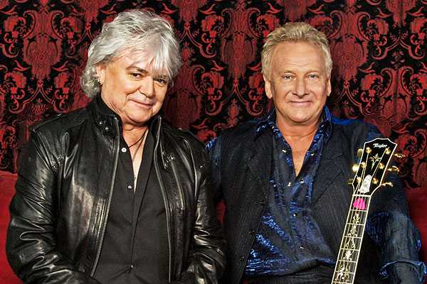 Air Supply: 'No queremos quedarnos s�lo como una parte de la historia'