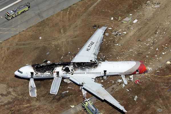 EE.UU.: Mala maniobra de piloto podr�a estar detr�s de ca�da de avi�n