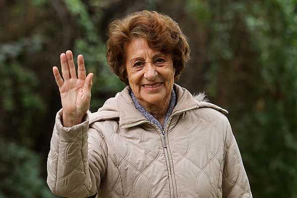Carlos Montes suma a madre de Michelle Bachelet a su campa�a senatorial