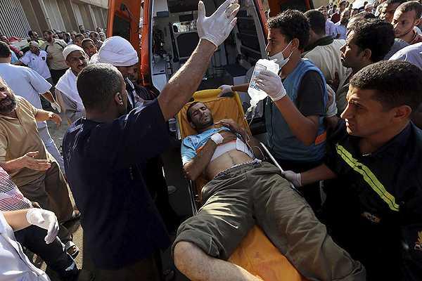 Mandatario interino de Egipto forma una comisi�n judicial para investigar 'masacre'