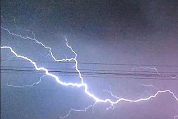 Declaran alerta preventiva por lluvia, viento y tormentas el�ctricas que afectar�n a El Loa
