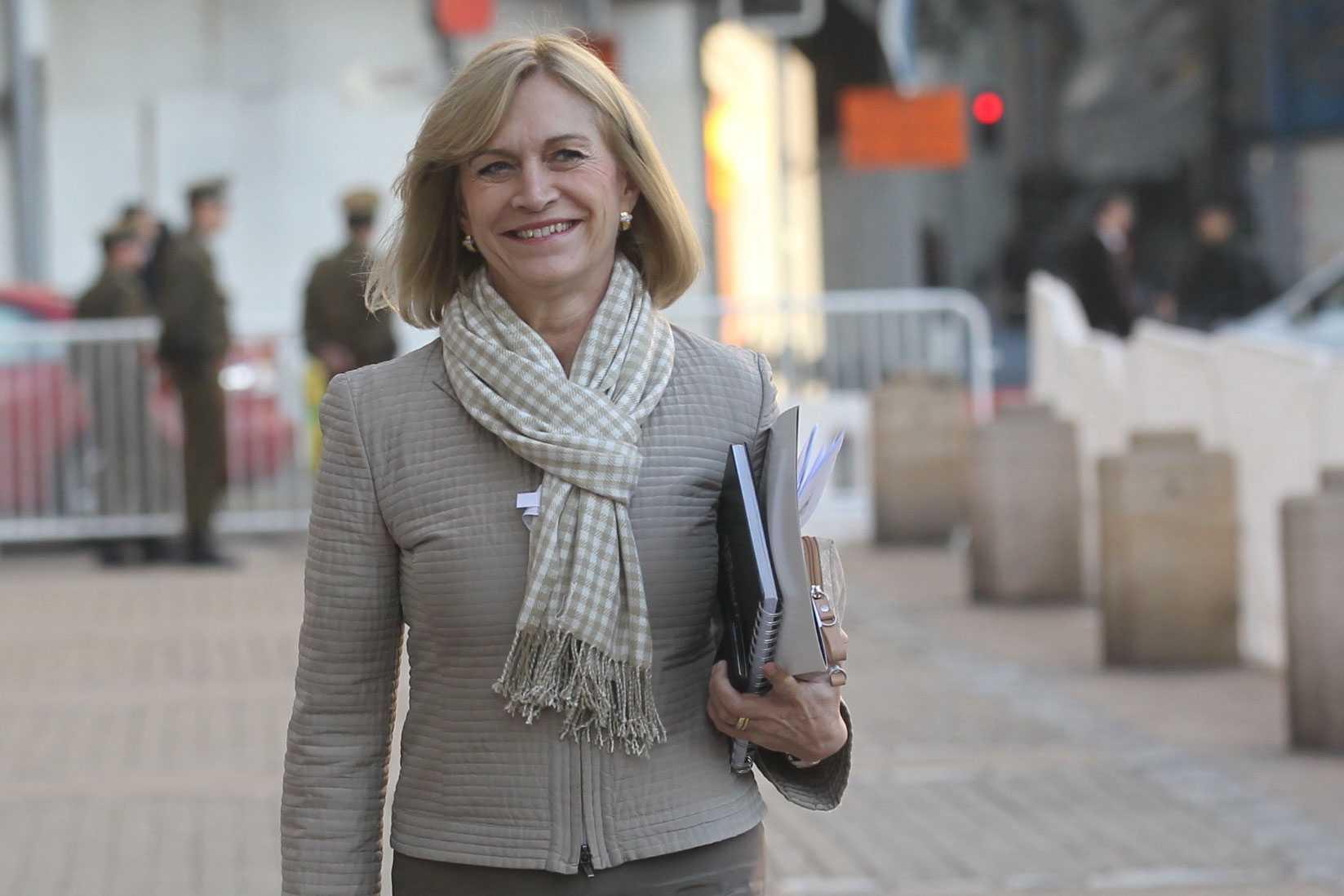 UDI oficializa nombramiento de Evelyn Matthei como su nueva candidata presidencial