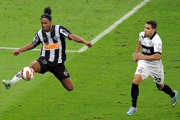 Penales: Atl�tico Mineiro es el nuevo campe�n de la Copa Libertadores 2013