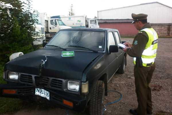 Delitos violentos bajan 9% en Regi�n de Los R�os con respecto a 2012