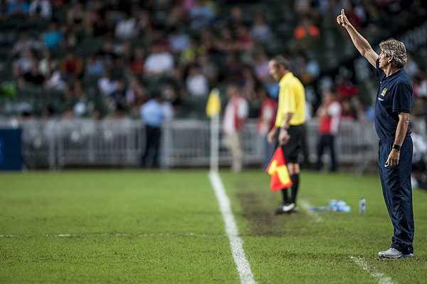 Pellegrini conforme con la pretemporada: 'El equipo ha mejorado con el trabajo que hicimos'