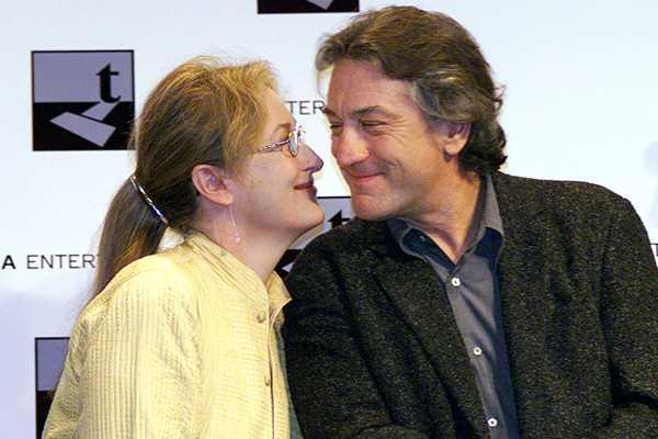 Meryl Streep y Robert De Niro volver�n a actuar juntos 17 a�os despu�s de su �ltima pel�cula
