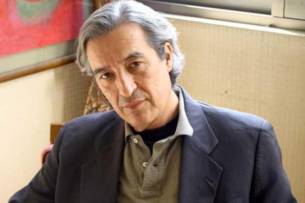Gonzalo Contreras y la publicaci�n de su nueva novela: 'Siento que cierro un ciclo'