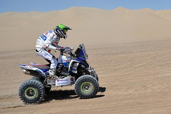 Rally Dakar 2014 Separar El Recorrido De Carros Y Motos
