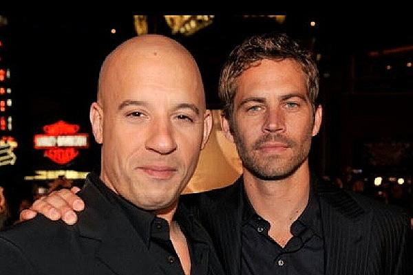 Vin Diesel y Paul Walker fueron compañeros por más de una década en