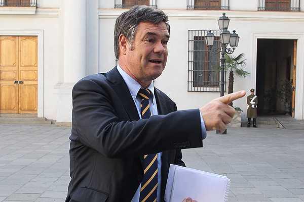Ossandón critica a Piñera y a Peñailillo:  Solo buscan echarse la culpa