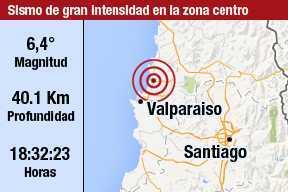 Experto afirma que sismos casi simultáneos en Chile, California y Perú son 'casualidad'