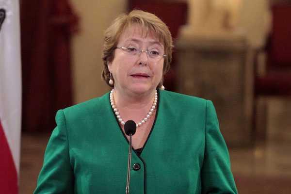 Bachelet  y cambios al Mepco: Buscamos evitar efectos negativos por vaivenes del mercado