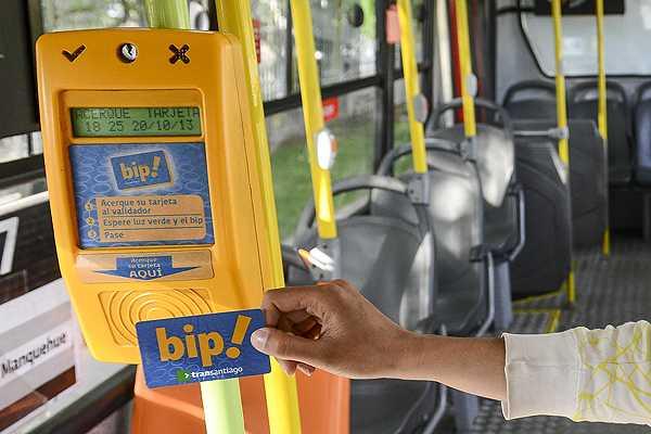 Ministerio de Transporte bloquea más de 19 mil tarjetas Bip! tras masivo fraude