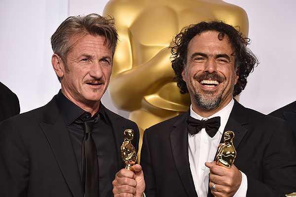 Sean Penn trata de 'estúpidos' a quienes malinterpretaron su broma a Gonzalez Iñárritu